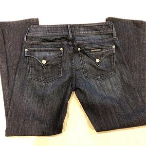 NWT Hudson Signature Boot Cut Jeans